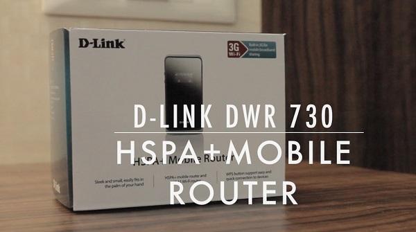 Spesifikasi dan Harga Terbaru Modem D-LINK Mobile Wi-Fi Hotspot [DWR-730C]