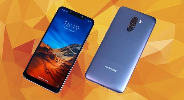 Spesifikasi dan Harga Xiaomi Pocophone F1 Terbaru 2018