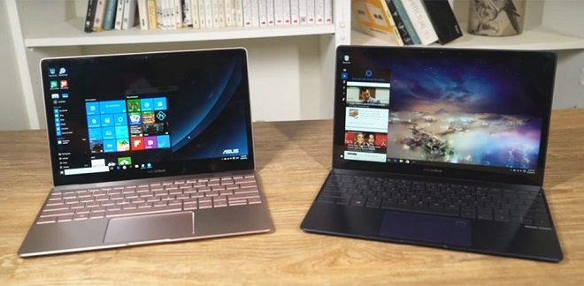 Spesifkasi Laptop Asus ZenBook 3 UX390UA dan Harga Terbaru 2017