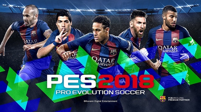 System Requirements Spesifikasi Game PES 2018 PC Laptop Steam