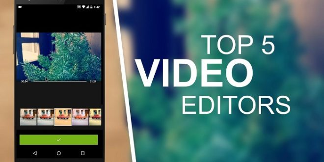 TOP 5 Aplikasi Edit Video Android Terbaik