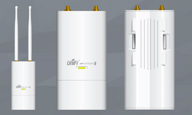 Wireless Outdoor Access Point Ubiquity Unifi AP