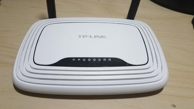 Wireless WiFi Router Terbaik TP-LINK TL-WR841N