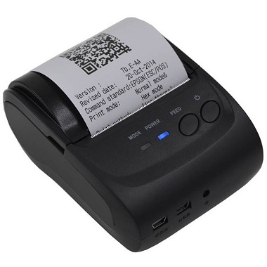 Zjiang Printer Thermal Bluetooth ZJ-5802