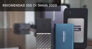 Daftar SSD Terbaik Yang Direkomendasi Tahun 2020