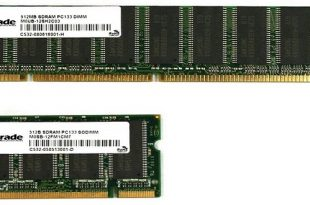 perbedaan RAM dimm dan sodimm