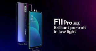 Spesifikasi dan Harga Oppo F11 Pro