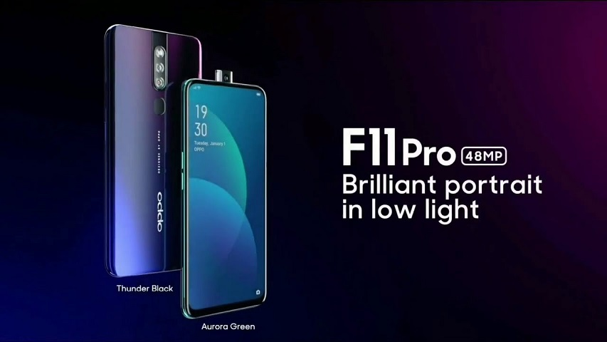 spesifikasi dan harga oppo f11 pro terbaru 2019 di indonesia