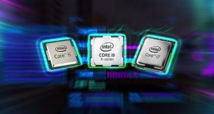 Urutan Rangking Prosesor Terbaik Intel Update Terbaru