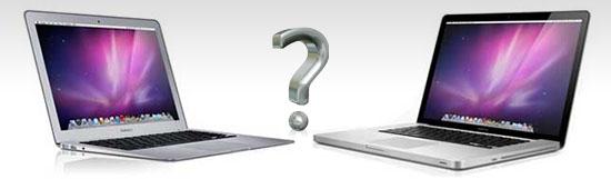 Pilih Yang Mana Macbook Pro atau Macbook Air?