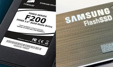 Pilih yang mana: SSD Corsair versus SSD Samsung?