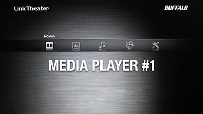 Buffalo Link Theater LT-V100: Digital Media Player Kualitas Nomor Satu