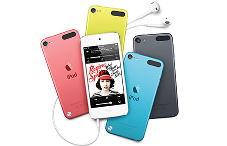 Review The New Apple iPod Touch