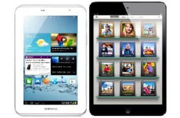 Ipad Mini Versus Samsung Galaxy Tab 7.0