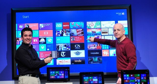 Windows 2012 Bakal Mendorong Inovasi Produk All in One PC dengan Touchscreen