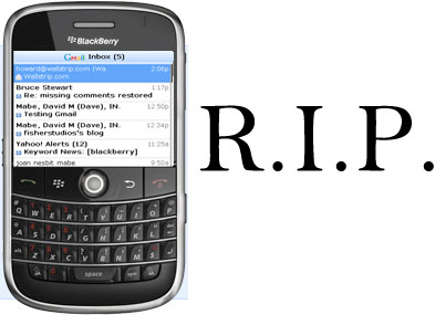 Nasib BlackBerry di tangan BlackBerry OS 10 ?